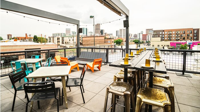 Where to Drink Outdoors in Denver | Food & Wine