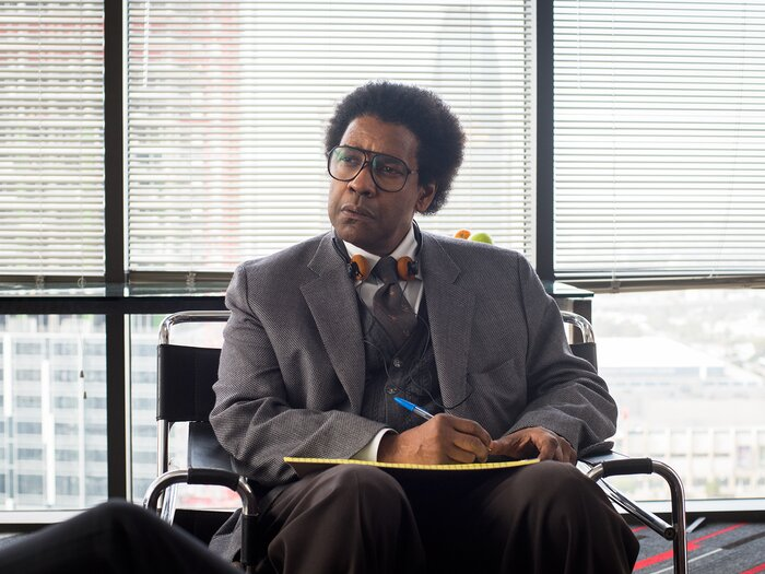 Image result for roman j israel esq movie stills
