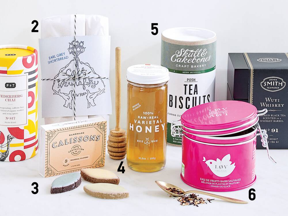 tea holiday gift guide