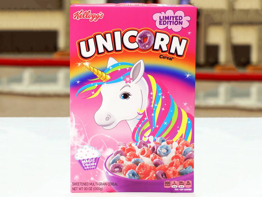 unicorn froot loops are finally coming to the u s food wine