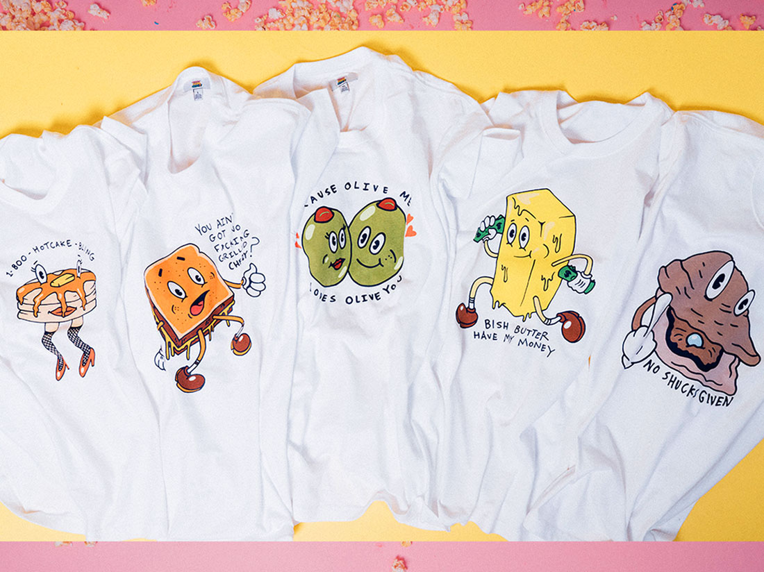 Urban Outfitters Teamed Up With That Food Cray For A Food