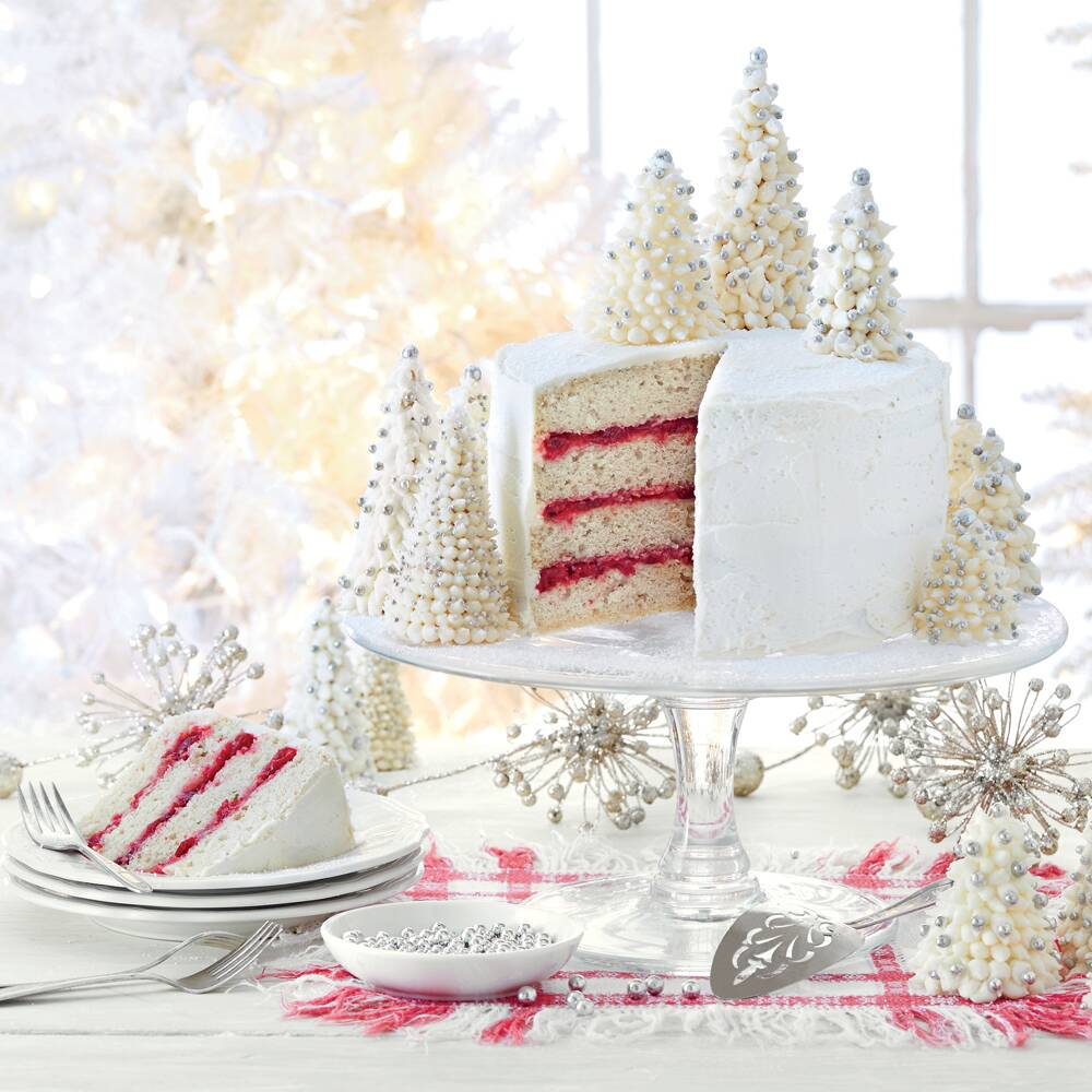 Christmas Cake Ideas & Recipes | MyRecipes