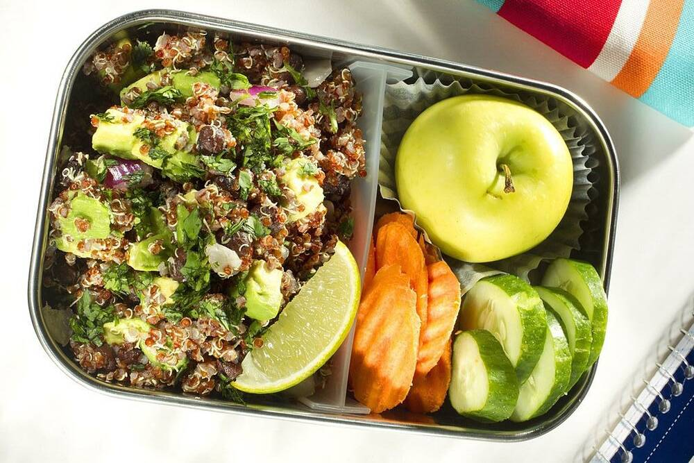 minimal ingredients multiple lunches meal prep 101 myrecipes