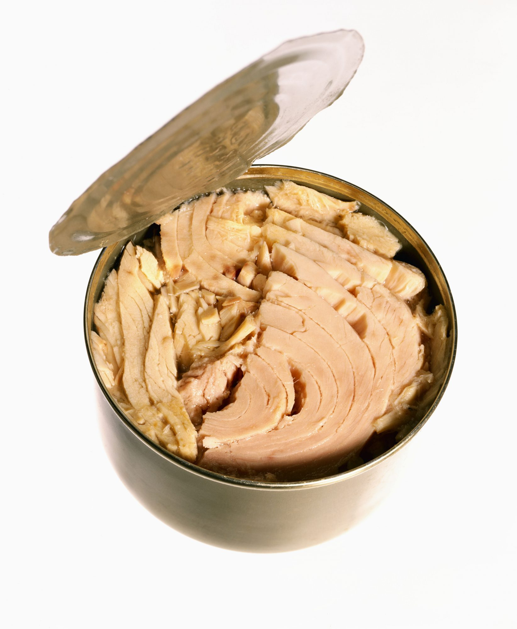 Getty Canned Tuna Image