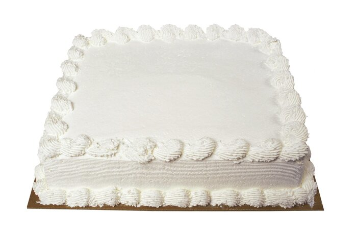 Getty Sheet Cake Image