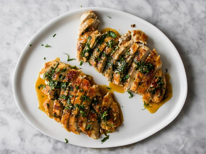 How to perfectly cook chicken breasts on the stovetop myrecipes how to cook chicken breasts on the stovetop forumfinder Choice Image