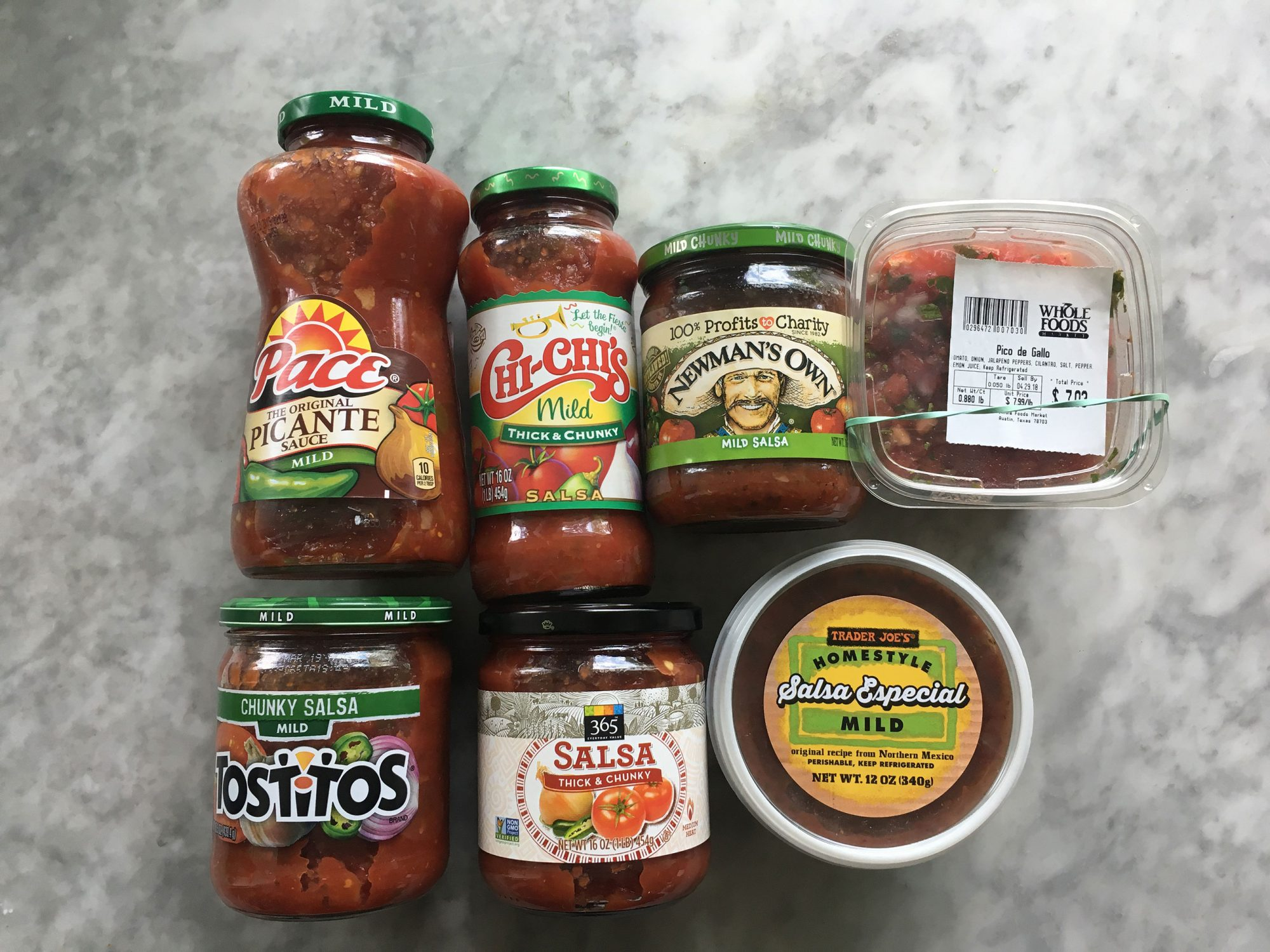 We Tried 7 Brands of Prepared Salsa and These Were the Best
