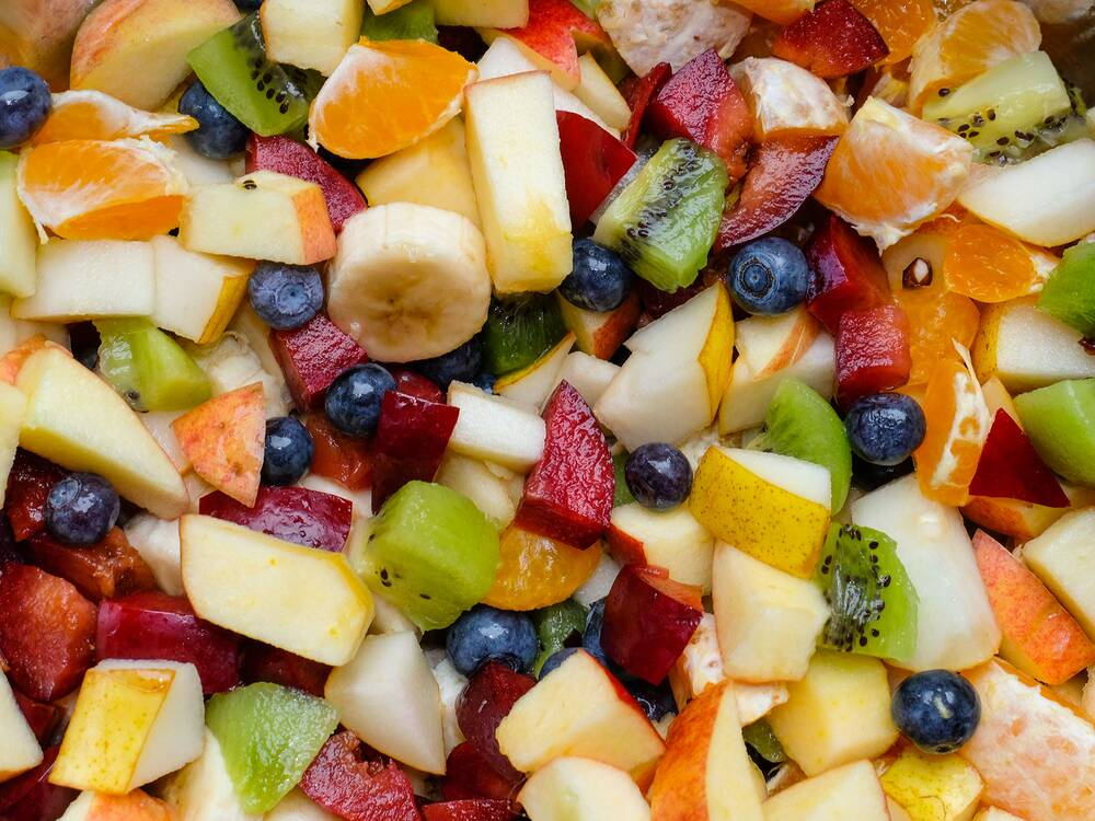 stop putting bananas in your fruit salad extra crispy