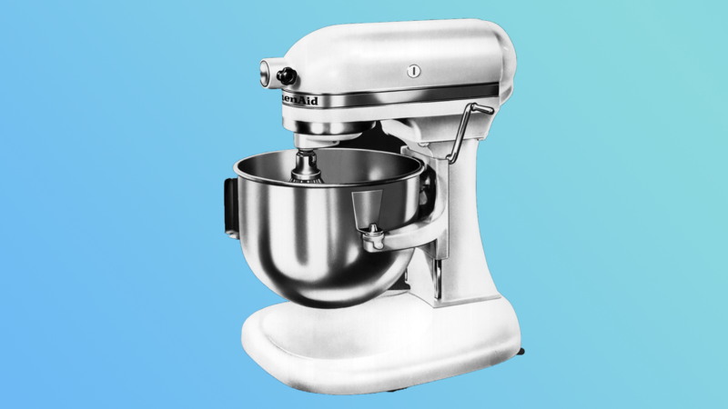 kitchenaid k5a gradient