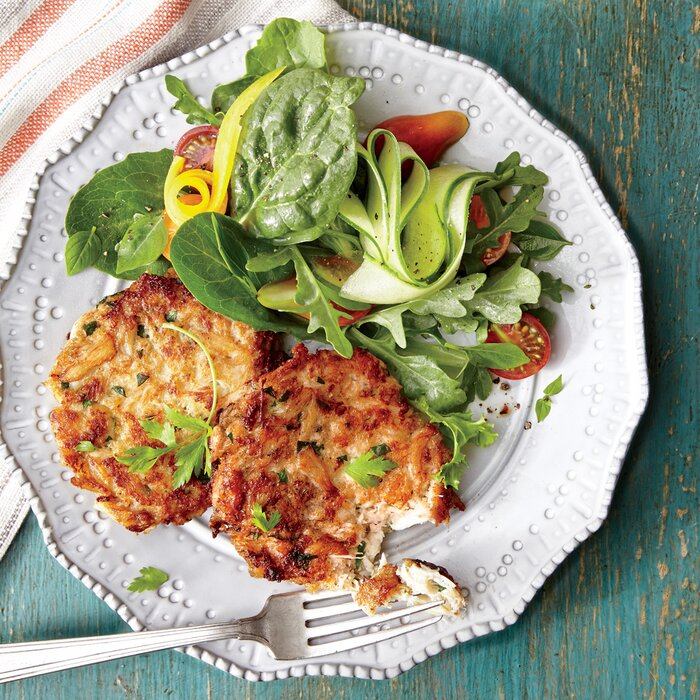 The Best Ever Crab Cakes