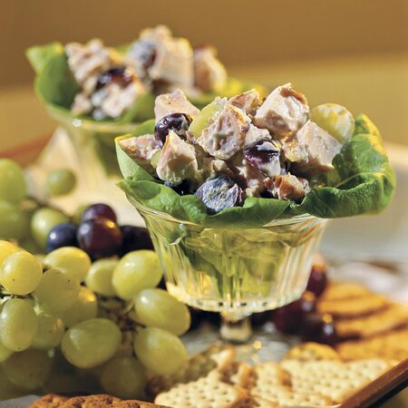 Chicken Salad With Grapes And Pecans Recipe Myrecipes