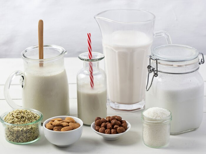 Olympians Recommend Switching To Non Dairy Milk