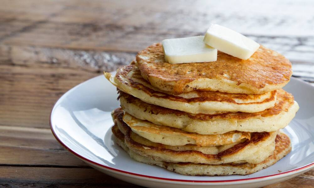 Make extra golden brown pancakes with this secret ingredient recipe ec make extra golden brown pancakes with this secret ingredient ccuart Image collections