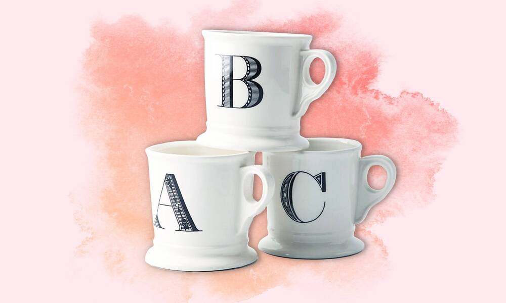 if you don t own an anthropologie monogram mug do you even exist