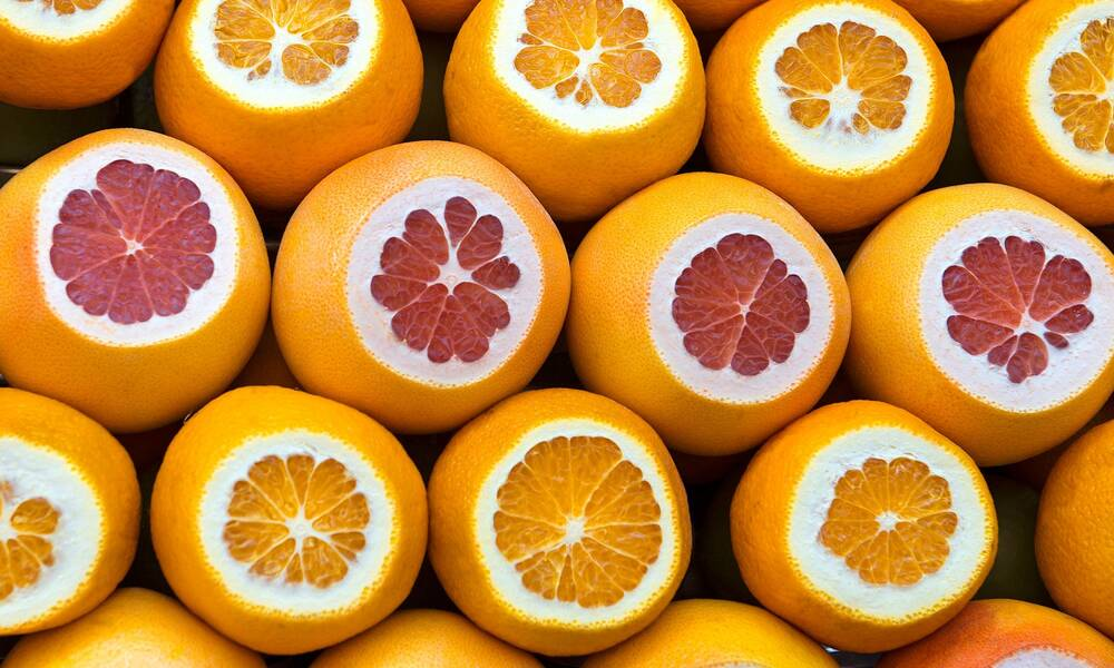 what s the difference between grapefruits and oranges extra crispy