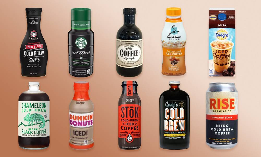 EC We Tried 10 Grocery Store Iced Coffees And Here Is The Best One
