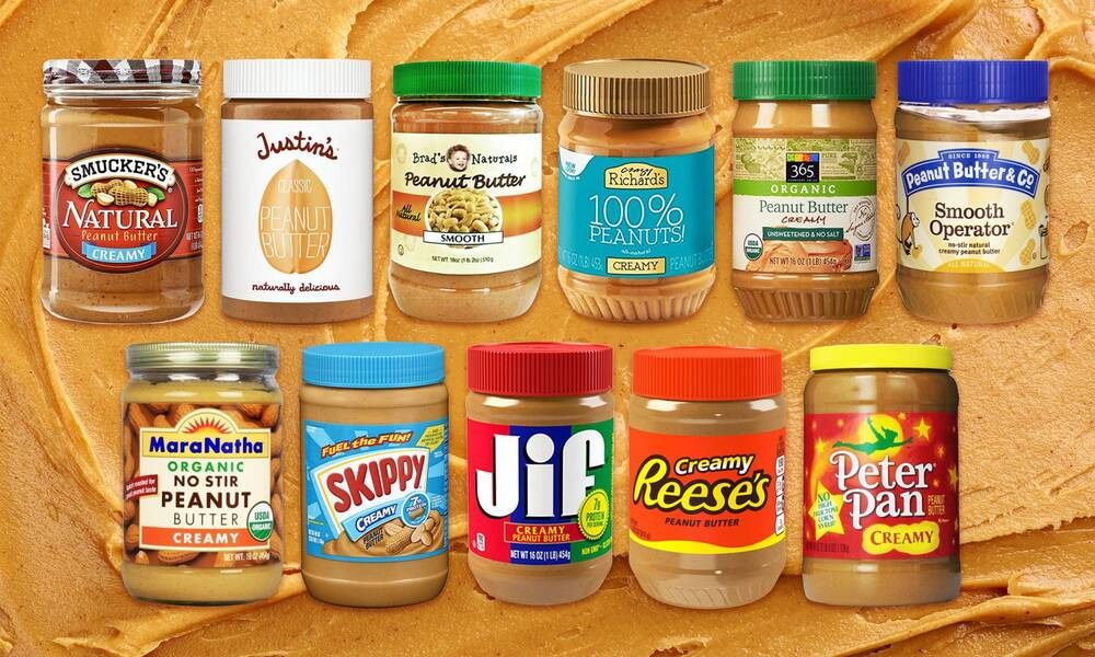 i tried 11 peanut butters and here s the best one myrecipes