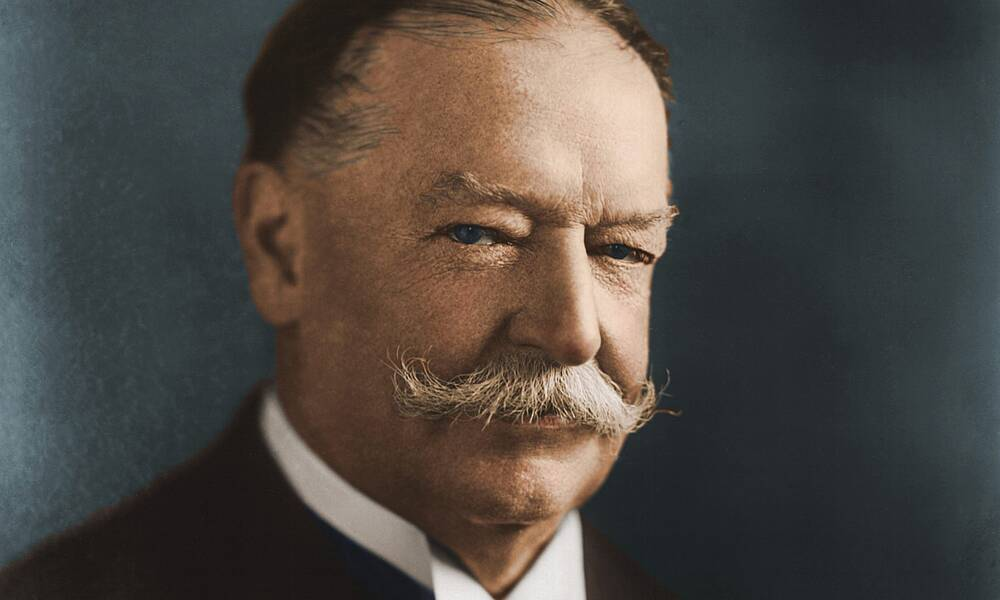 william howard taft ate steak for breakfast every day extra crispy