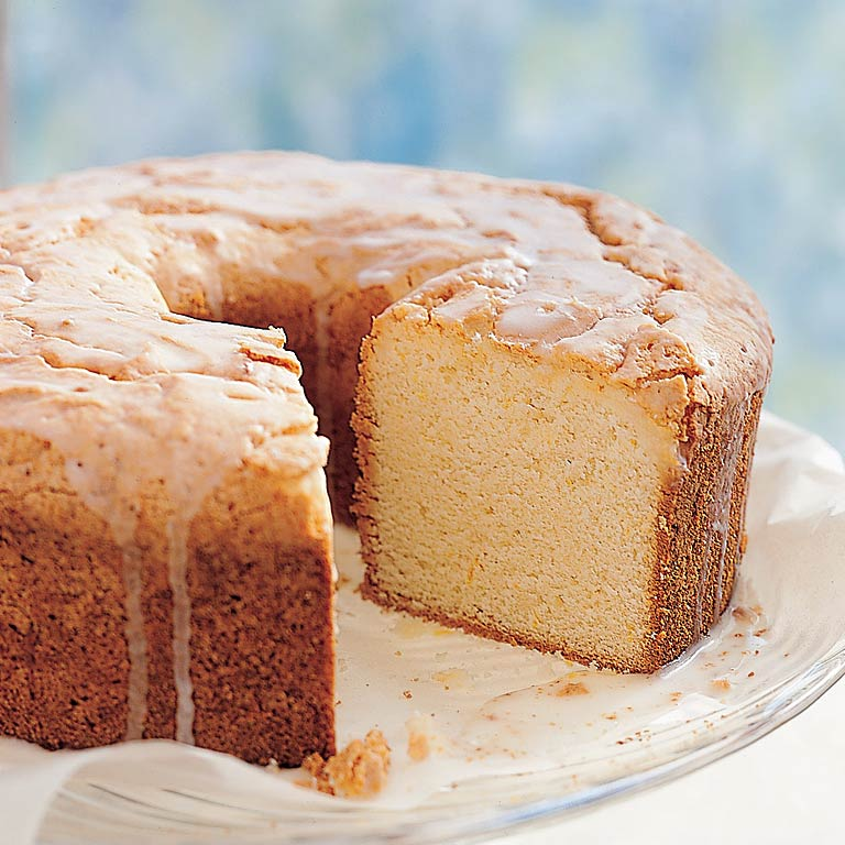 Sour Cream Lemon Pound Cake Recipe Myrecipes