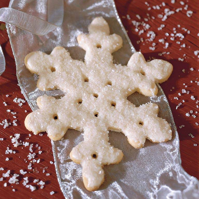 Vanilla Bean Sugar Cookies