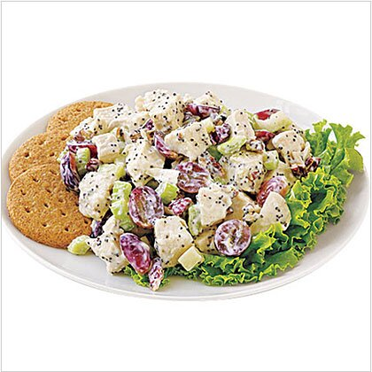 Chicken salad with grapes and pecans recipe myrecipes chicken salad with grapes and pecans forumfinder Gallery