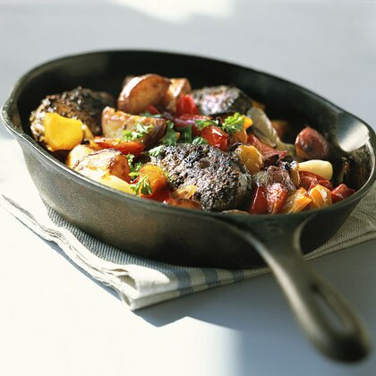 Sizzling Steak with Roasted Vegetables Recipe  f5dd68ea3233
