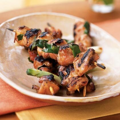 Yakitori Recipe Myrecipes