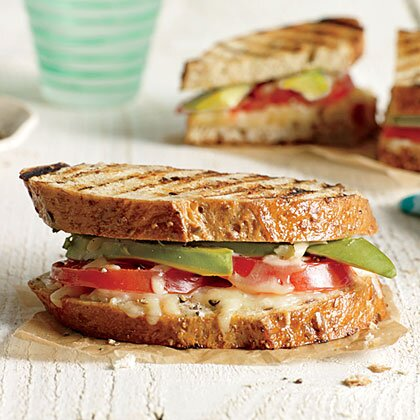 Avocado and tomato grilled cheese sandwiches recipe myrecipes avocado and tomato grilled cheese sandwiches forumfinder Images