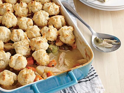 Drop Biscuit Chicken Potpie Recipe Myrecipes