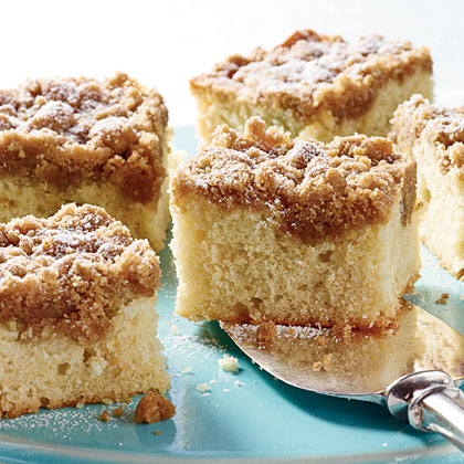 Vanilla Buttermilk Crumb Cake Recipe Myrecipes