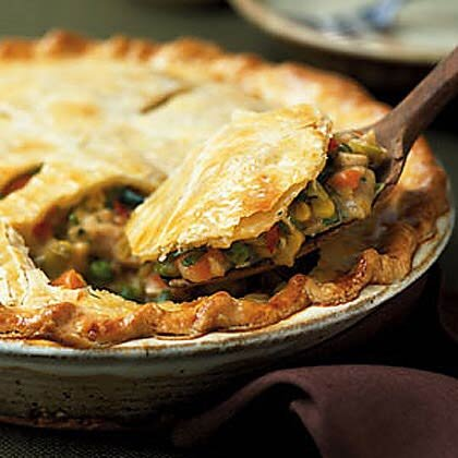 Chicken Pot Pie Recipe Myrecipes