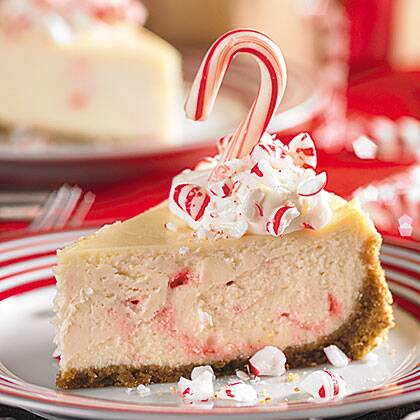 peppermint candy cheesecake recipe myrecipes