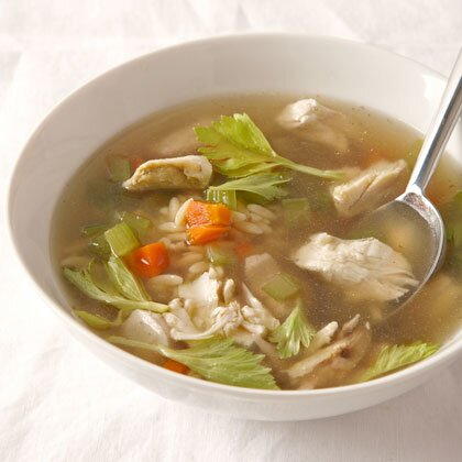 Chicken Stock And Chicken Noodle Soup Recipe Myrecipes