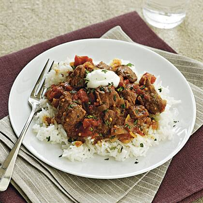 Indian lamb curry recipe myrecipes indian lamb curry forumfinder Image collections