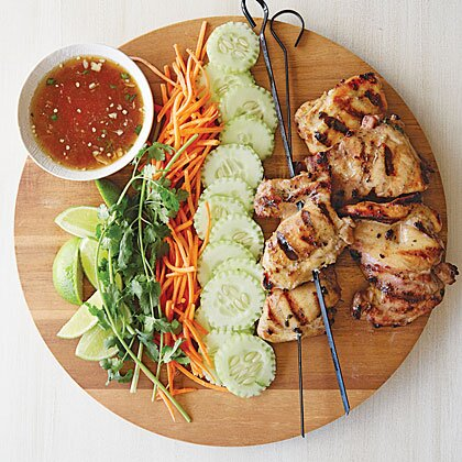 Thai Street Chicken Recipe Myrecipes