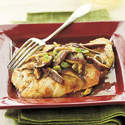 Chicken And Shiitake Marsala Recipe Myrecipes
