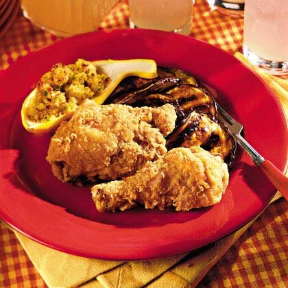 Mamas fried chicken recipe myrecipes mamas fried chicken forumfinder Image collections