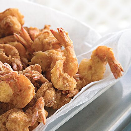Bayou Fried Shrimp Recipe Myrecipes