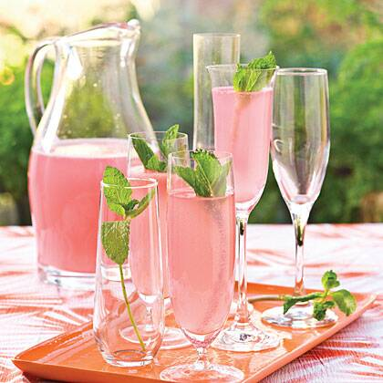 Sparkling Punch Recipe Myrecipes