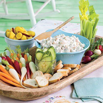 Shrimp And Blue Cheese Spread