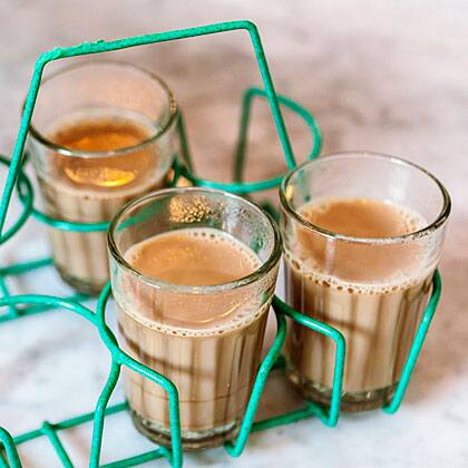 chai spiced indian style tea recipe myrecipes