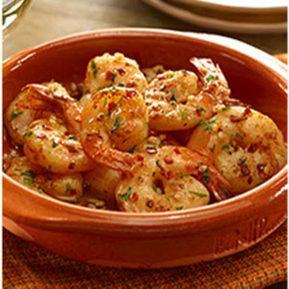 Spanish Garlic Shrimp Recipe Myrecipes