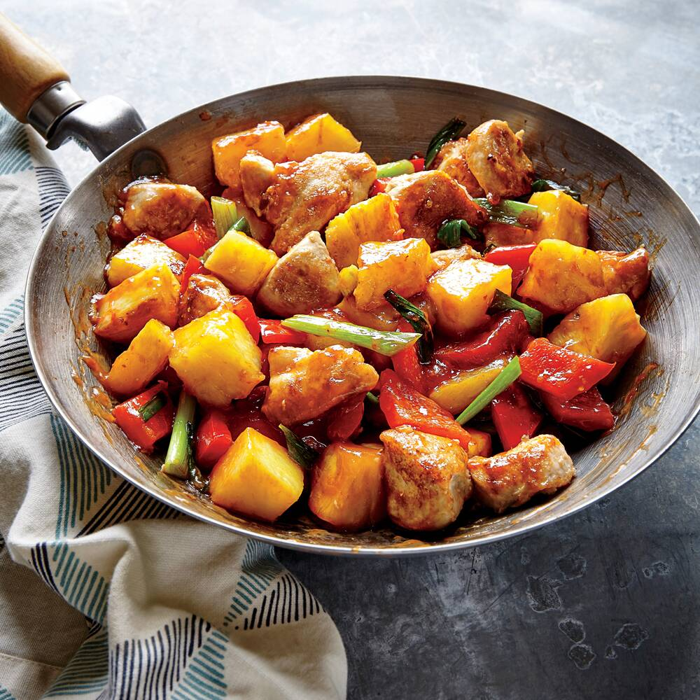sweet and sour chicken recipe myrecipes