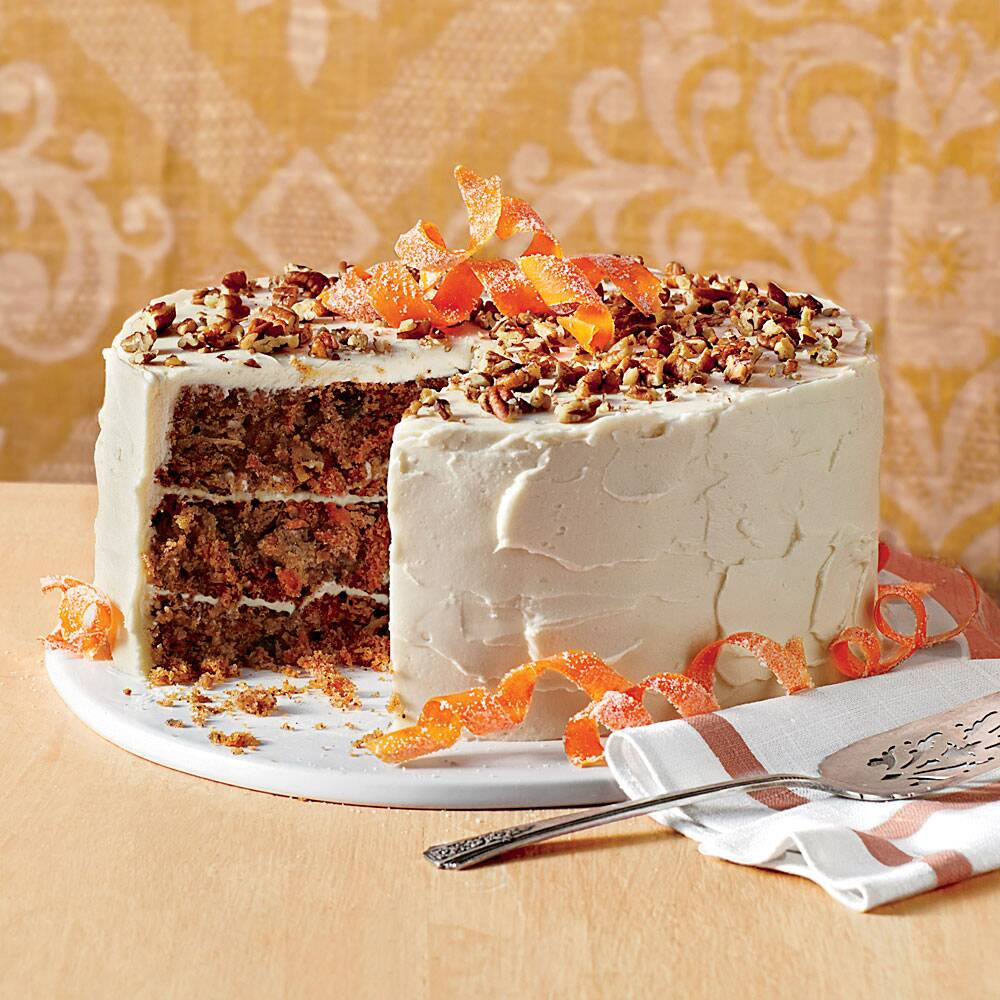 the ultimate carrot cake recipe myrecipes