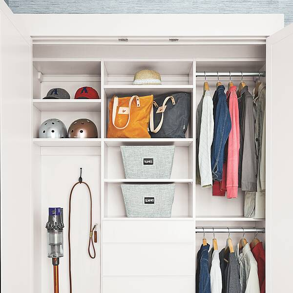 Organizing Ideas Real Simple Home Closet