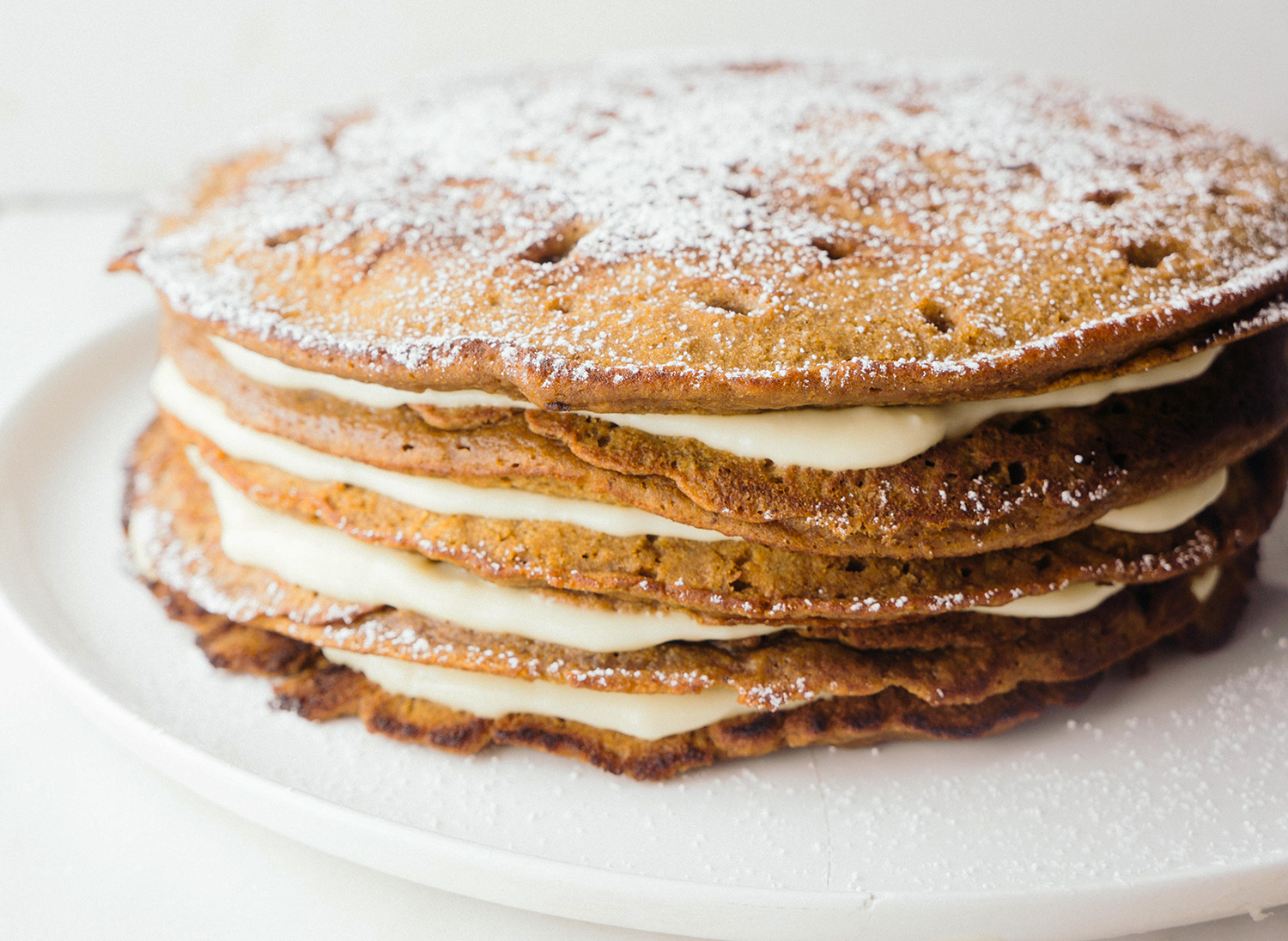 Gingerbread Stack Cake Recipe Real Simple