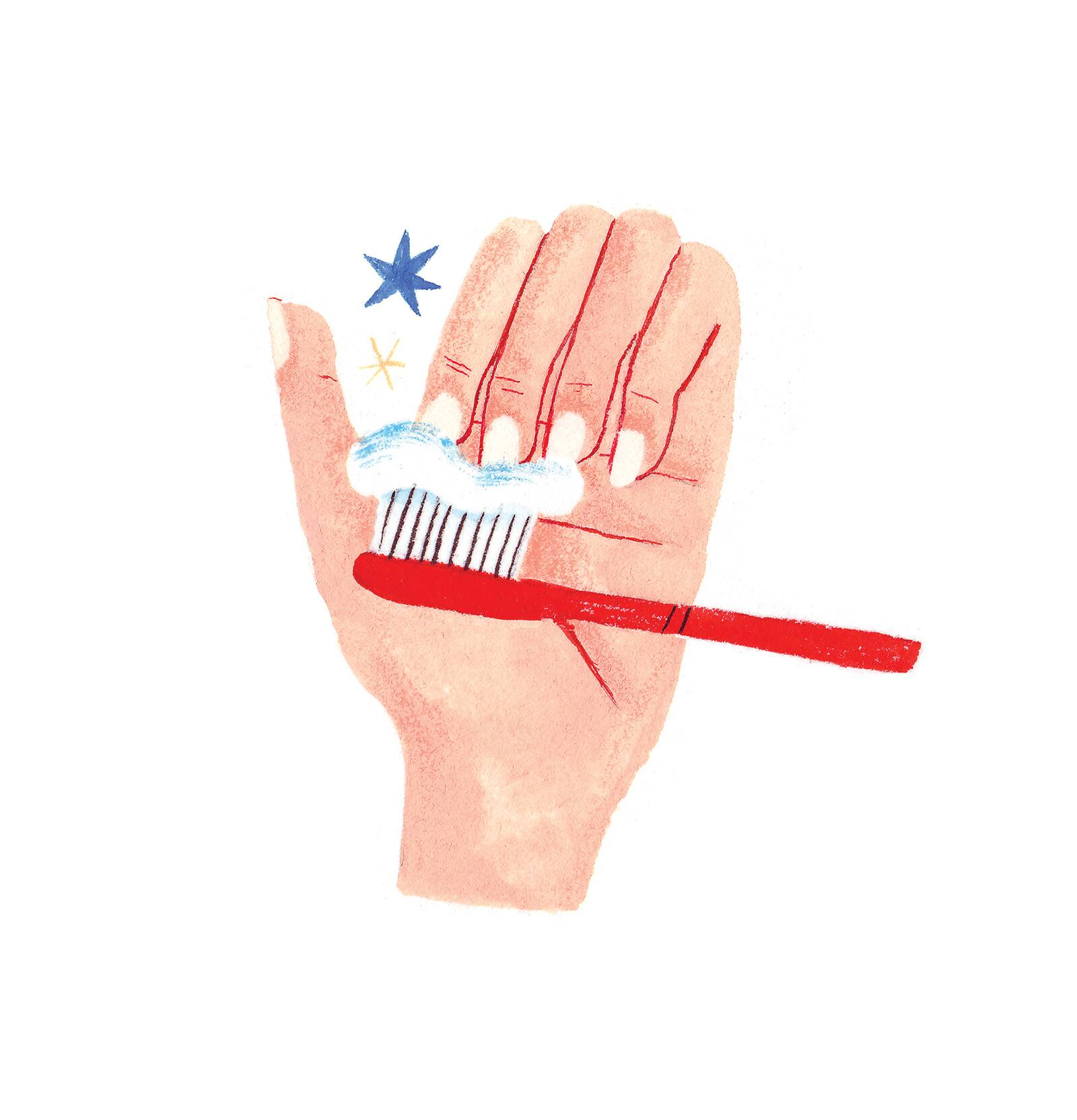 Illustration: Spruce Up Nails in Seconds
