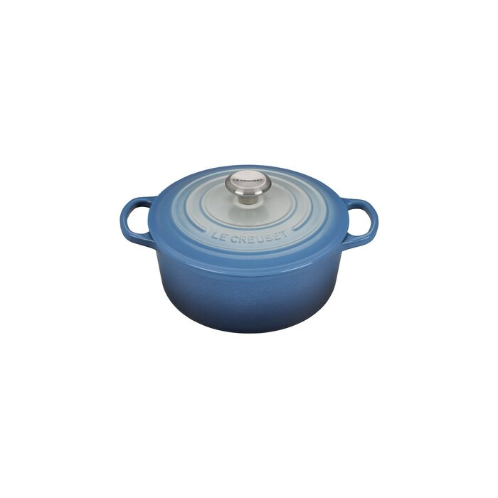 20 great wedding gift ideas real simple le creuset ombre dutch oven negle Images
