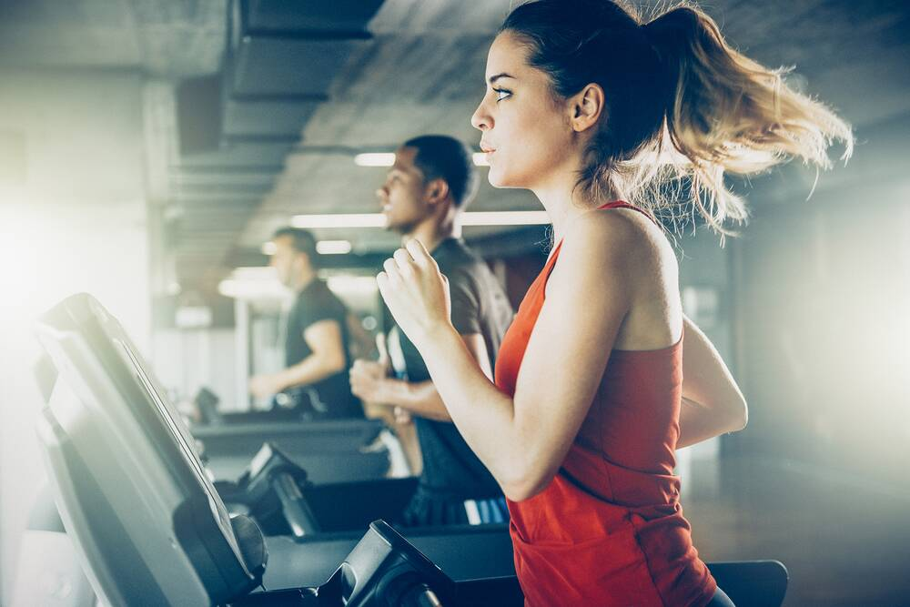 How To Work Out Without Ruining Your Hair Real Simple