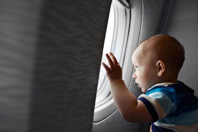 JetBlue Has A Genius Idea For Dealing With Crying Babies On Flight